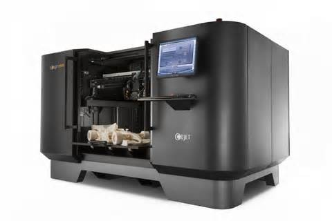 3D Printing: Today's microprocessor?