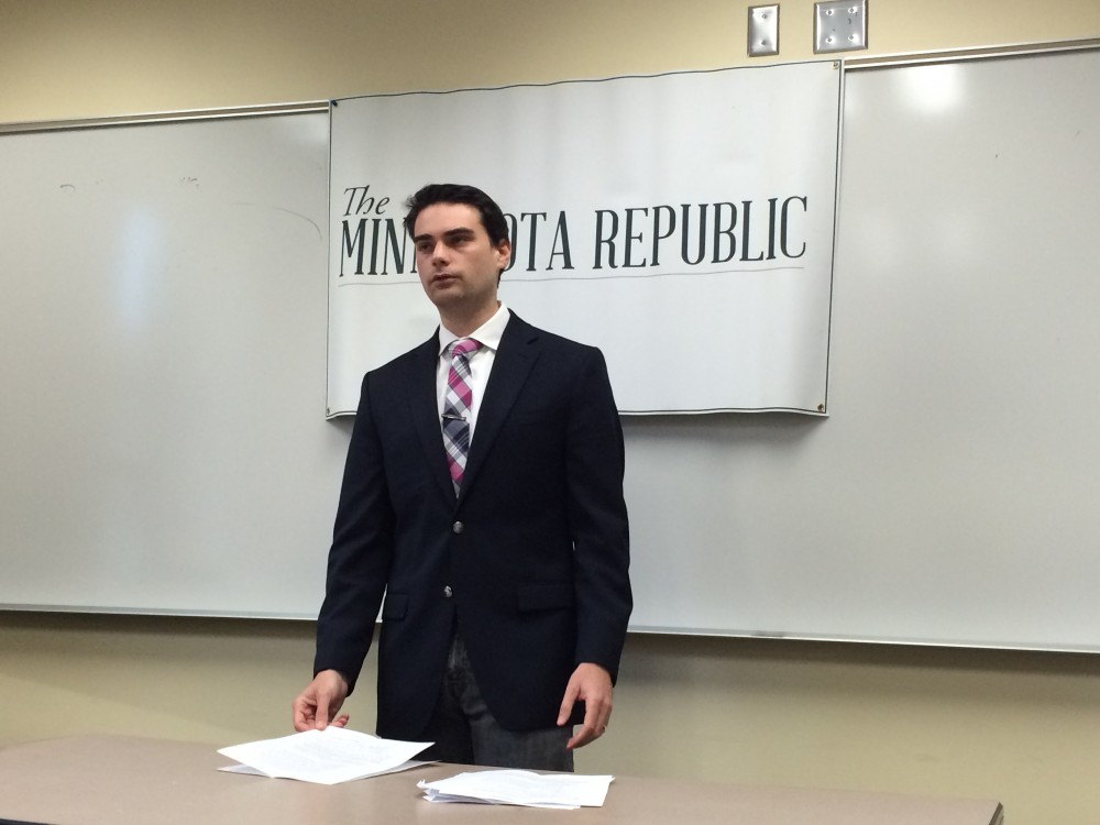 University Welcomes Conservative Commentator Ben Shapiro