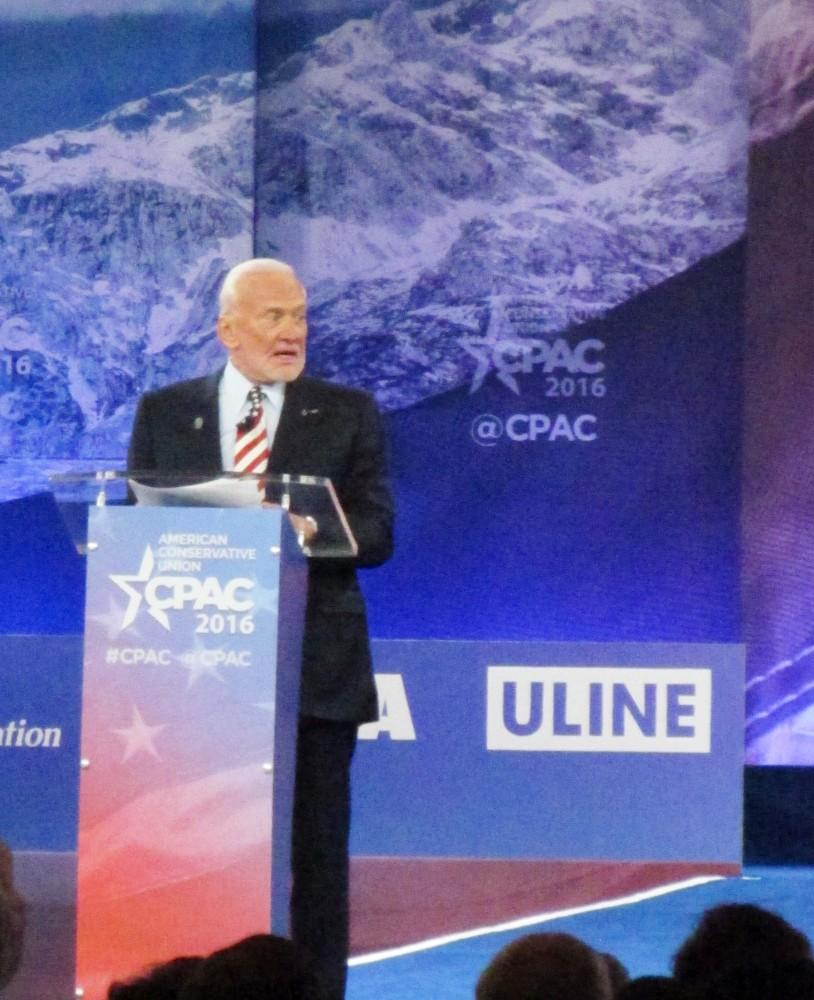 Aldrin: We Can Reach Mars, and Soon