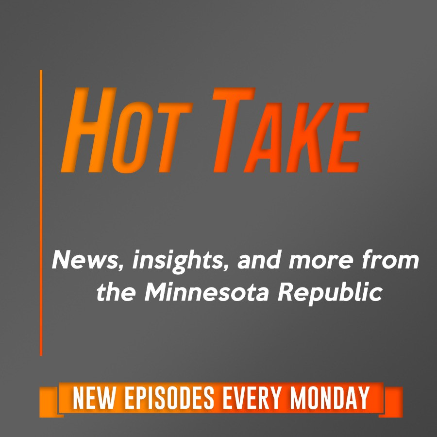Hot Take: Ep. 1: Arsons in MPLS, Deaths in Puerto Rico