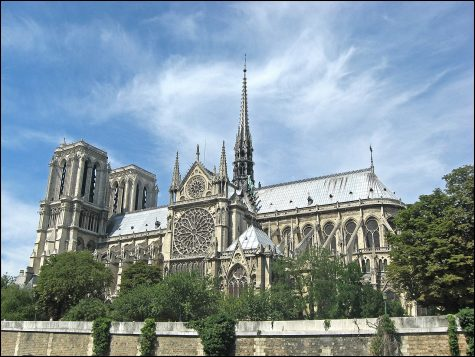 How The Notre Dame fire killed Christianity