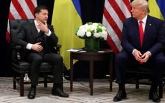 President Trump meets with Ukrainian President Volodymyr Zelensky. Image courtesy of iStock.