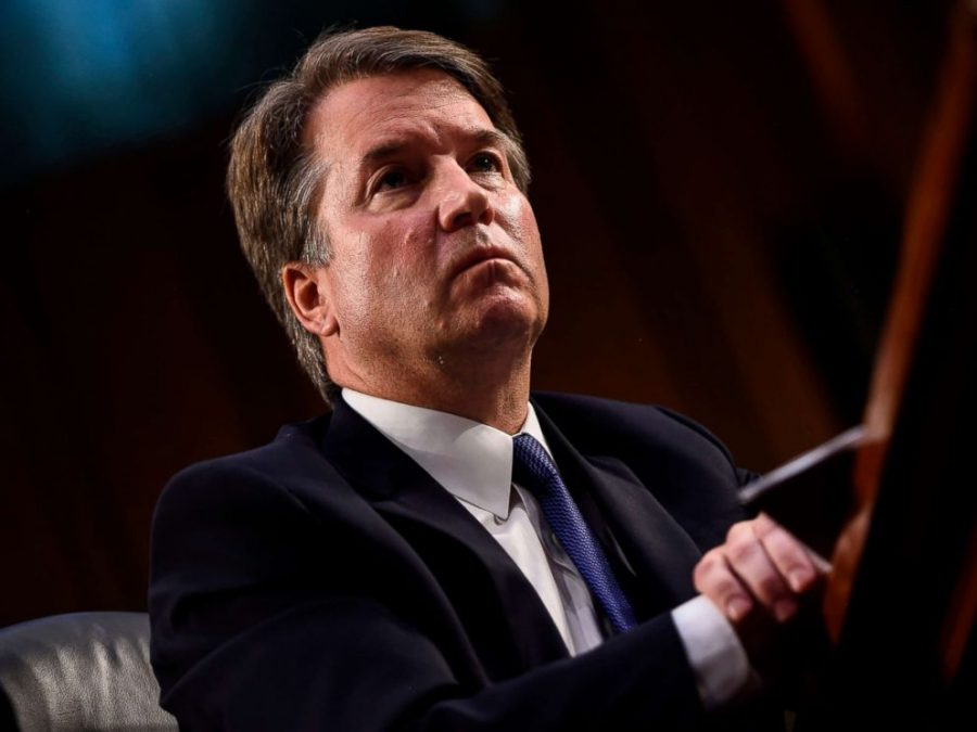 Brett Kavanaugh. Image courtesy of iStock.