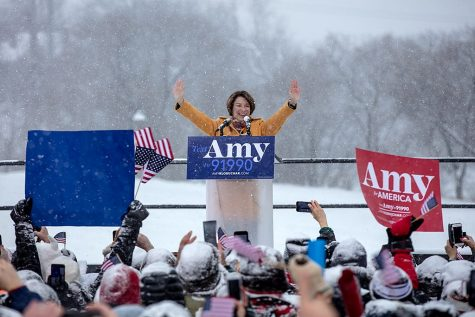 Amy Klobuchar: Minnesota nice or Minnesota ice?