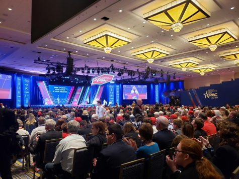 CPAC is the far right's rally of choice