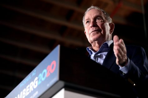 The rise and fall of Michael Bloomberg