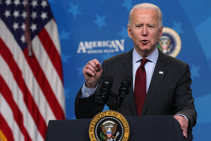 Biden's $1.9 Billion Spending Spree