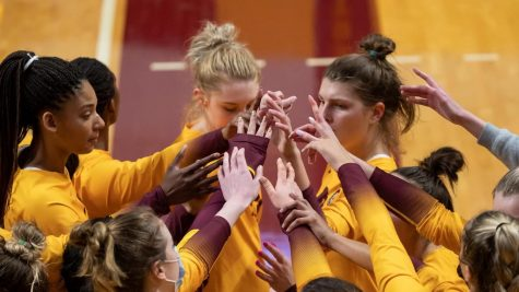Minnesota women's volleyball enters top-five in NCAA rankings