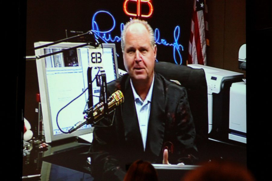 Rush Limbaugh: Conservative Icon and Talk-Radio Pioneer