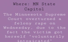 Minnesota Supreme Court: No felony rape charge if the assailant doesn't intoxicate the victim