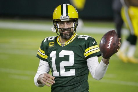 Aaron Rodgers – overrated and ego-inflated