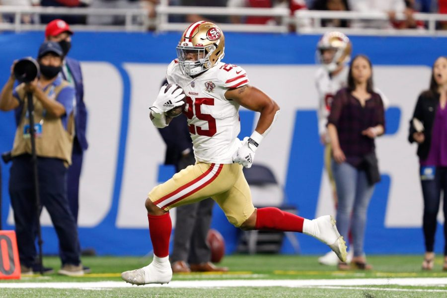 49ers RB Elijah Mitchell hopes to prove himself for the starting position.