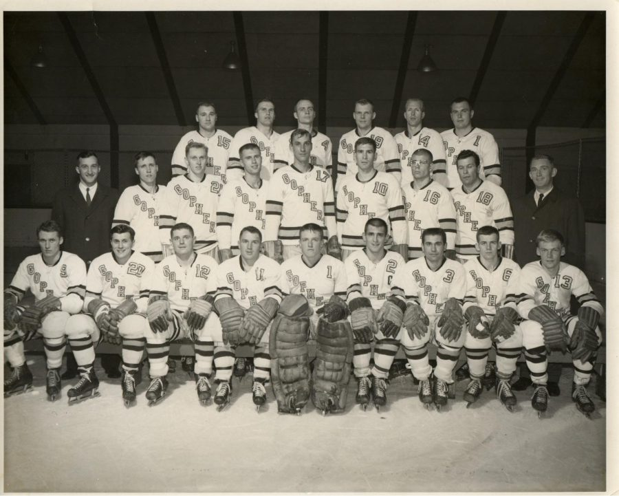 101st Season: Gopher Mens Hockey Preview