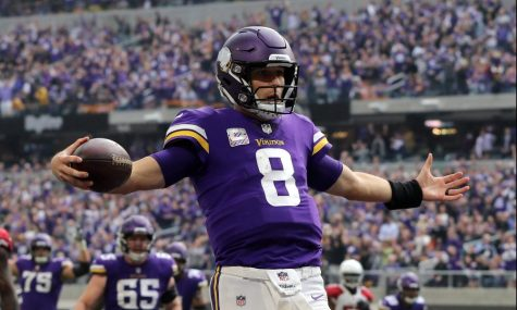 Kirk Cousins Will Lead the Minnesota Vikings to the Playoffs