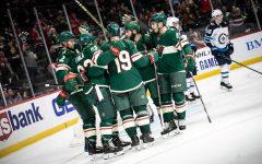 Minnesota Wild Home Opening Win